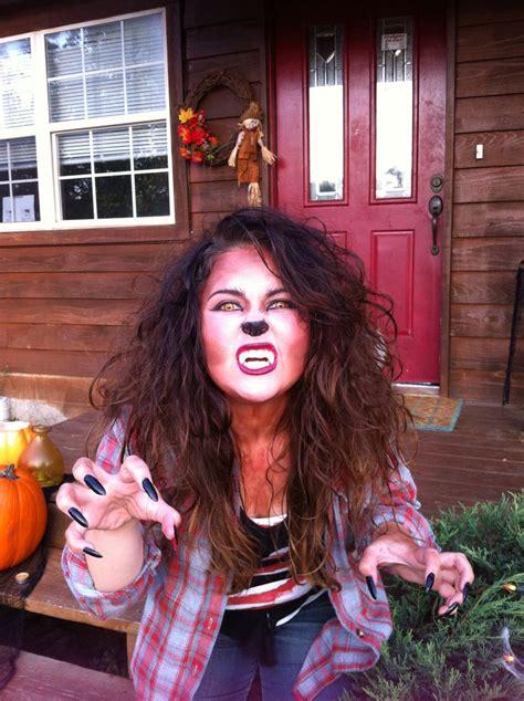 werewolf costume tutorial werewolf costume for girls google search