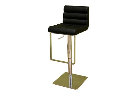 bar stools with back support modern black bar stools with back support and modern