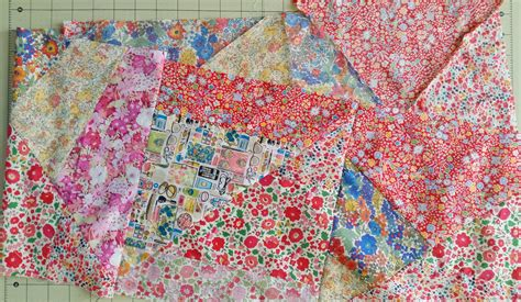 How To Make Patchwork Fabric - diy liberty patchwork infinity scarf mad for fabric