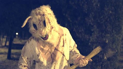 killer bunny killer bunny scare prank