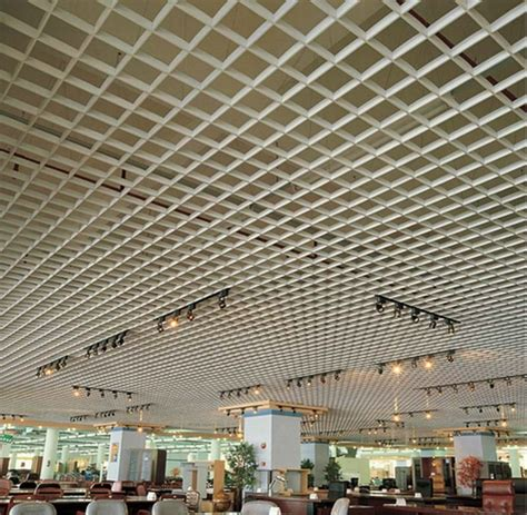 Exposed Ceiling Grid by Aluminum Exposed Ventilative Grid Ceiling Tile Buy