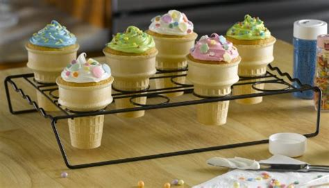 Cupcake Cone Baking Rack by Betty Crocker Cone Cupcake Baking Rack In The Uae See Prices Reviews And Buy In