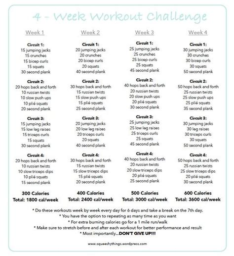 4 weight loss challenge effective workout routines for weight loss eoua