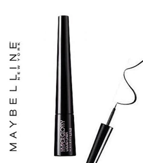 Maybelline Hyper Glossy Eyeliner 5 best eye makeup products from maybelline rs 499