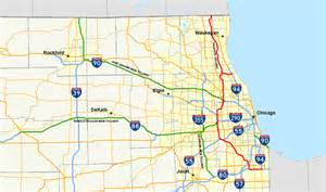 Chicago Skyway Map by Route I 90 Related Keywords Amp Suggestions Route I 90