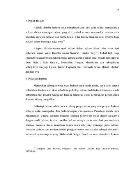 Fiqh Munakahat Perbandingan pendekatan dalam pengkajian islam pendekatan hukum pdpi