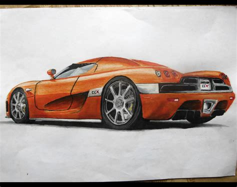 koenigsegg ccx drawing koenigsegg ccx by 09pumba09 on deviantart