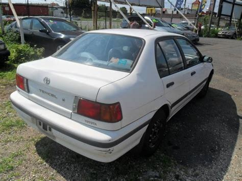 1994 Toyota Tercel 1994 Toyota Tercel Photos Informations Articles