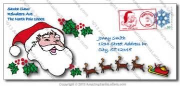 amazing santa post office