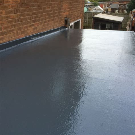 Garage Roof Repair Flat Garage Roof Repair In Burnley Cjb Roofing