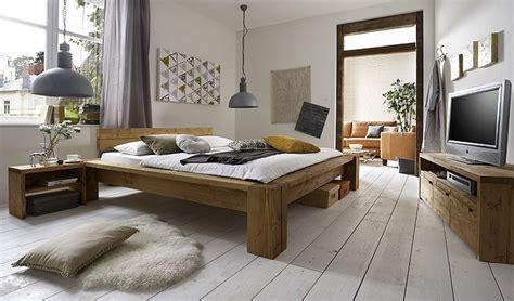 schlafzimmer naturholz günstig gardinen gr 252 n k 252 che