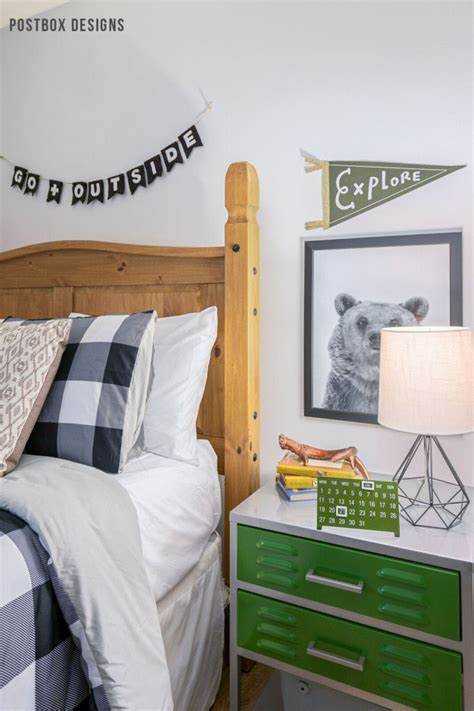 adventure theme boy bedroom makeover project nursery