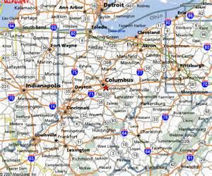map quest map of ohio mapquest mapquest maps driving html autos
