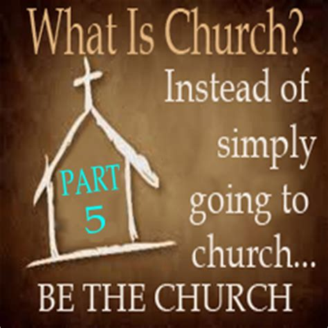 laleocafe 187 what is church part 5