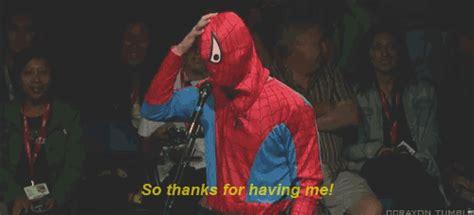 Spiderman Meme Gif - my gif gif spiderman the amazing spiderman andrew garfield
