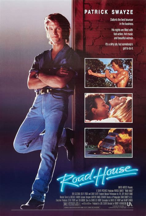 road house soundtrack man i love films vault review road house
