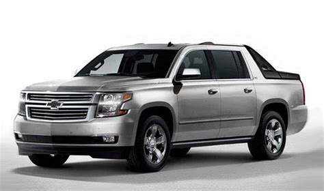 2018 chevy avalanche rumors car release and reviews 2018