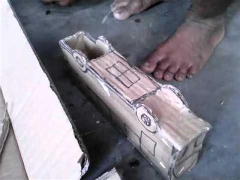 cara membuat mainan kereta api dari barang bekas kerajinan tangan mainan balita kereta api thomas dari k