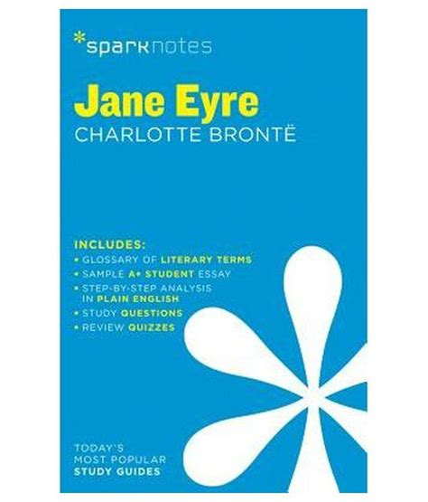 analysis of jane eyre chapter 10 jane eyre sparknotes literature guide buy jane eyre