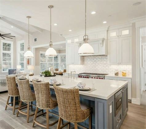 white kitchen lighting 25 best ideas about painted island on