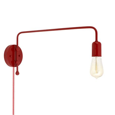 plug in swing arm l the downtown swing arm plug in sconce barn light electric