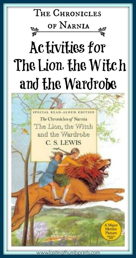 Lesson Plans For The The Witch And The Wardrobe by 1000 Ideas About Witch And Wardrobe On