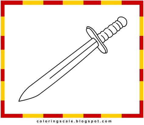 coloring pages s words free sword printable coloring pages for kids princess
