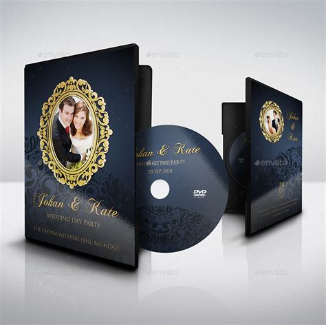 Wedding Dvd by Wedding Dvd Cover And Label Template Bundle Vol 2 By