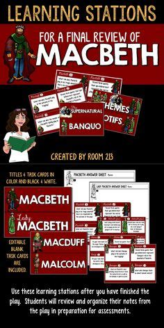 one of the themes of macbeth centers on evil quizlet macbeth themes 25 days of writing and discussion prompts