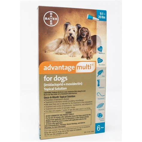 advantage for puppies advantage multi for dogs