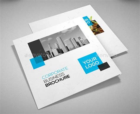 template brochure square 20 creative square brochure template designs