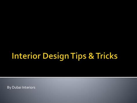 interior design tricks interior design tips tricks by dubai interiors