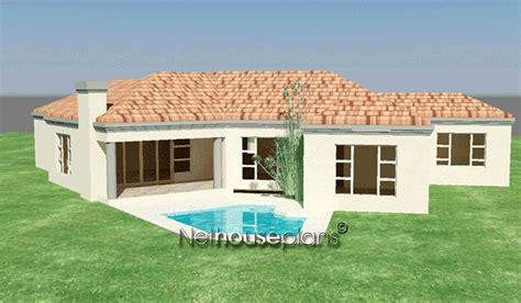 botswana house plans 4 bedroom house plans in beautiful 4 3 bedroom tuscan home design t201 single storey by