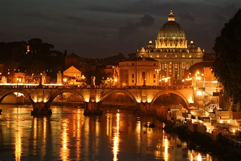 Big City Bright Lights Rome Guided Tour Rome By Night With Pizza Dinner Jetset