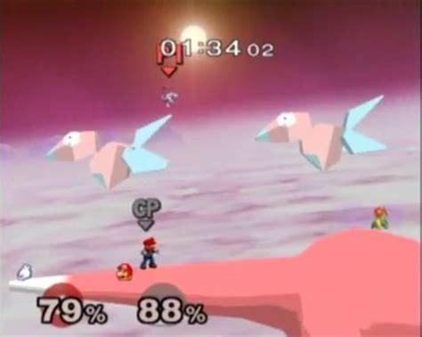 Tazos Smash Series 137 Porygon imagen porygon pok 233 globos ssbm jpg wikidex fandom powered by wikia