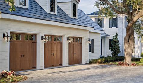 faux wood garage door prices