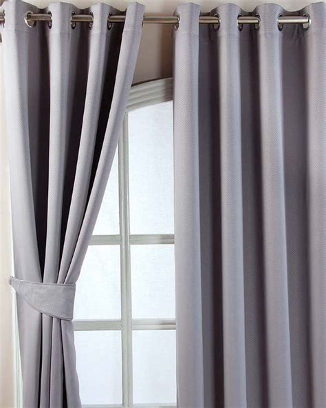 grey thermal curtains grey herringbone chevron blackout thermal curtains pair