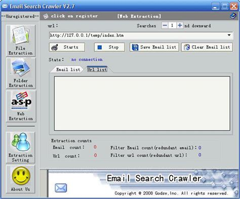 Email Searching Software Email Search Crawler Search Web For Emails