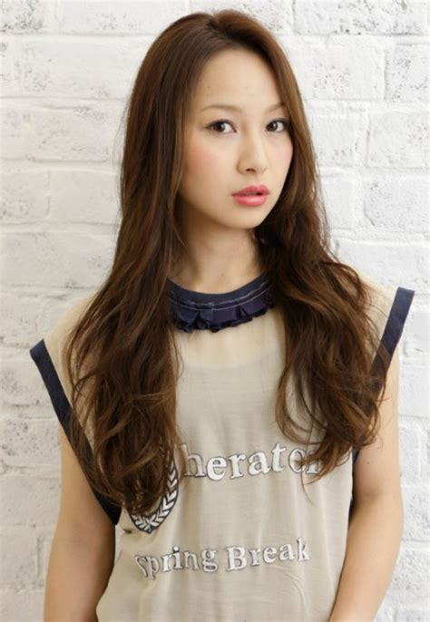 most popular haircut 2013 long hair japanese long hairstyles 2013 picture