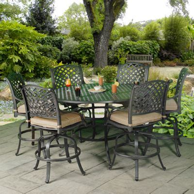 28 best images about bar height patio set on pinterest