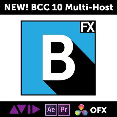 tutorial boris fx 10 boris fx continuum complete 10 multi host bccmultiavx1000u b h