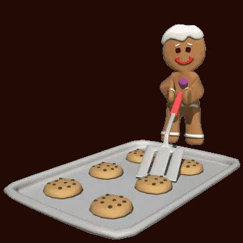 gingerbread man gifs search find  share gfycat gifs