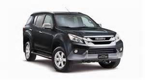 Isuzu Automobiles Exclusive Isuzu Mu X Suv Set For India Launch In April 2017