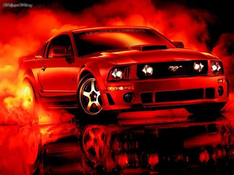 cars roush mustang picture nr
