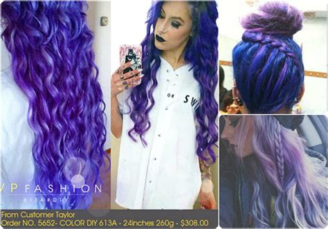 pictures of blue hair braided into brown hair colorful braided hairstyles diy braids with vpfashion
