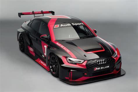 audi racing audi sport develops racing version of the audi rs 3