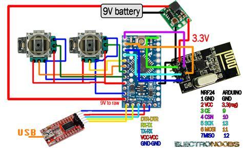 emisora rc  modulo ner  arduino