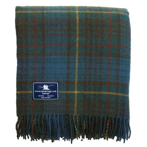 lambswool rug antique mackellar tartan lambswool travel rug