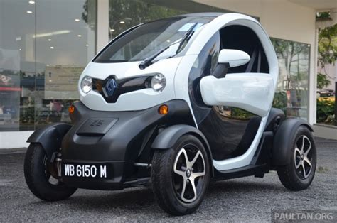 renault malaysia berita terkini new post renault twizy ev launched in