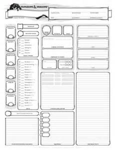 dnd 5e character sheet related keywords dnd 5e character